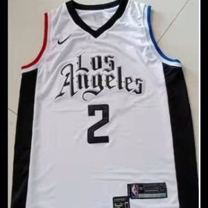 Kawhi Leonard #2 Los Angeles Clippers City Jersey